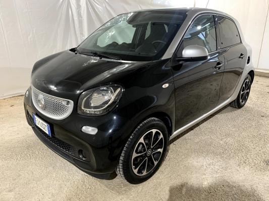 Smart Forfour 0
