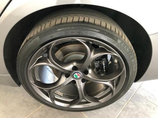 Alfa Romeo Giulia 15