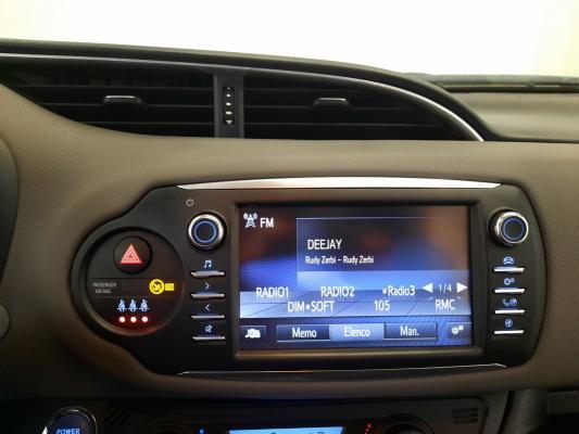 Toyota Yaris Hybrid 14