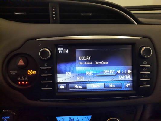 Toyota Yaris Hybrid 13