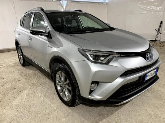 Toyota RAV4 Hybrid 4