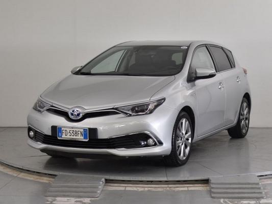 Toyota Auris Hybrid 0