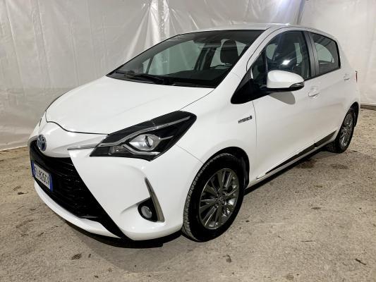 Toyota Yaris Hybrid 0