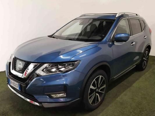 Nissan X-Trail 0