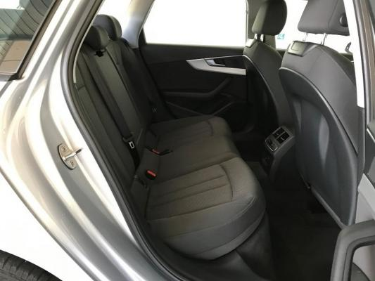 Audi A4 Avant 12