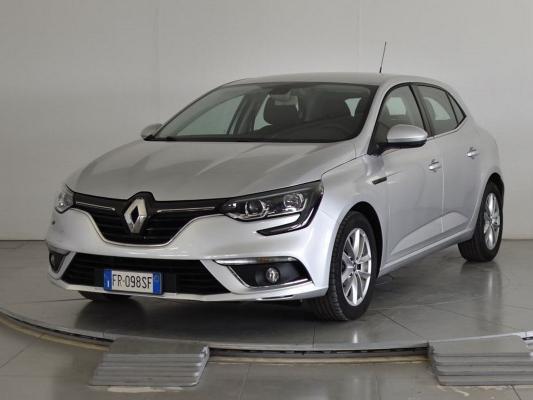 Renault Mégane 0