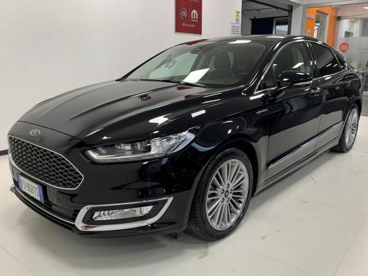 Ford Mondeo Hybrid 0