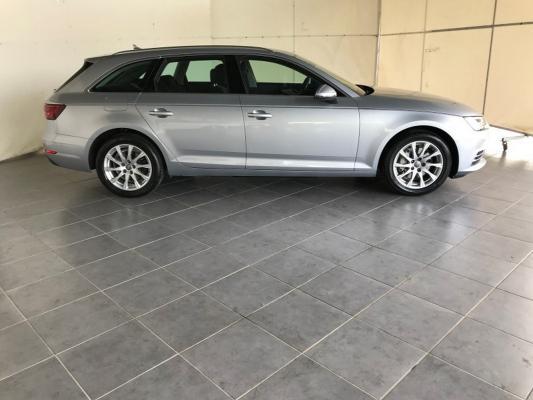 Audi A4 Avant 5
