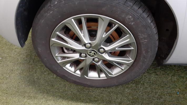 Toyota Yaris Hybrid 17