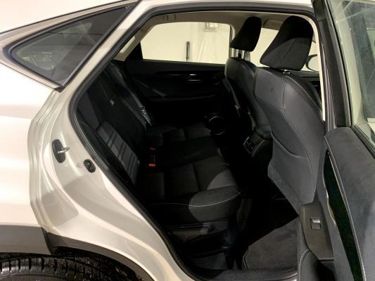 Lexus NX Hybrid 11