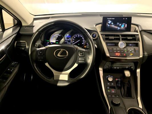Lexus NX Hybrid 14