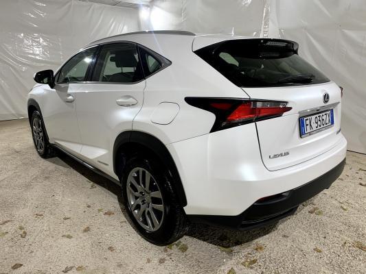 Lexus NX Hybrid 2