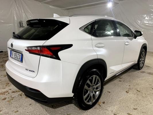 Lexus NX Hybrid 5