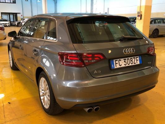 Audi A3 Sportback 2