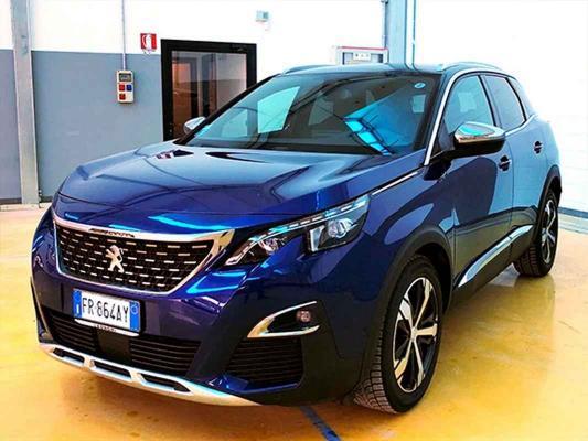 Peugeot 3008 0