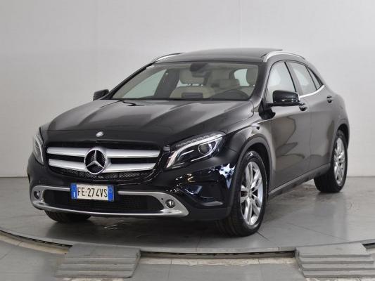 Mercedes-Benz GLA 0