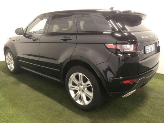 Land Rover RR Evoque 1