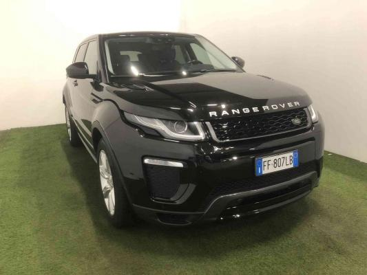 Land Rover RR Evoque 4