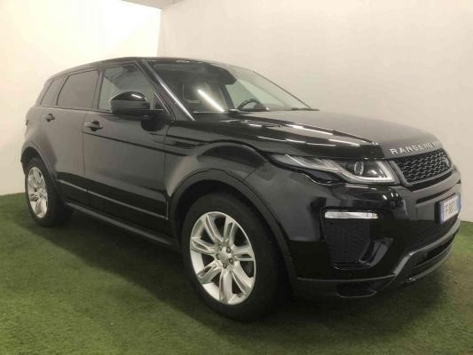 Land Rover RR Evoque 5
