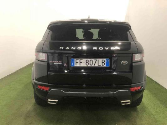 Land Rover RR Evoque 7