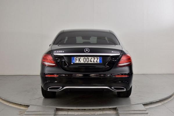 Mercedes-Benz Classe E 7