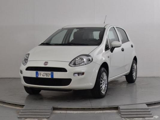 Fiat Punto Natural Power 0