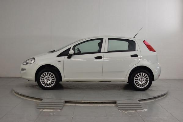 Fiat Punto Natural Power 1