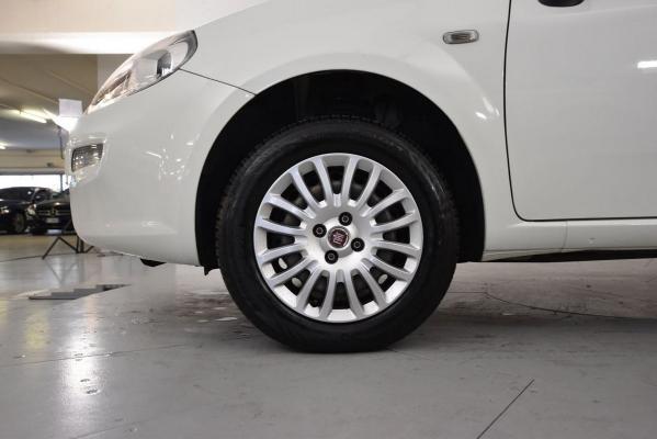Fiat Punto Natural Power 19