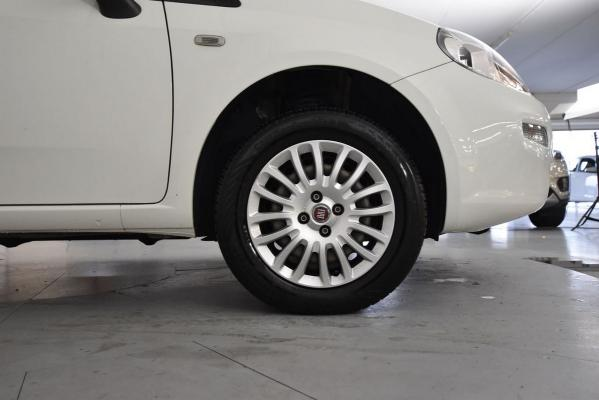 Fiat Punto Natural Power 20
