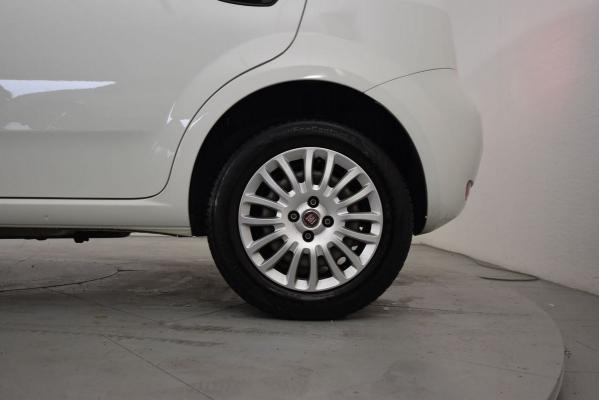 Fiat Punto Natural Power 21