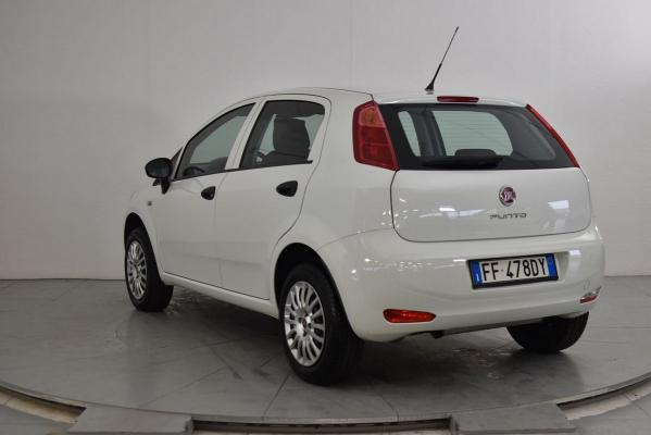 Fiat Punto Natural Power 2