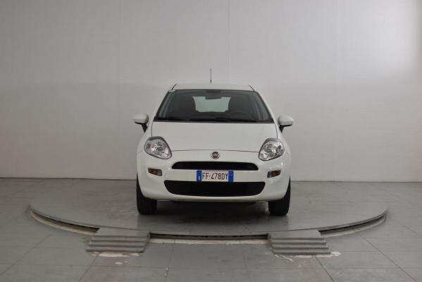Fiat Punto Natural Power 3