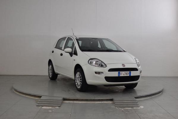 Fiat Punto Natural Power 4