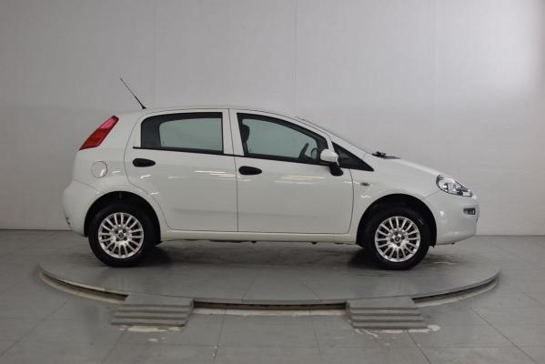 Fiat Punto Natural Power 5