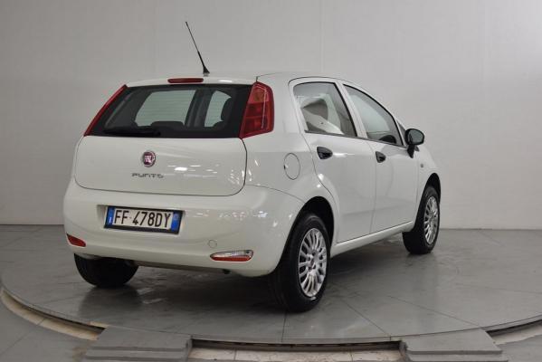 Fiat Punto Natural Power 6