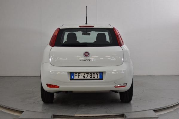 Fiat Punto Natural Power 7