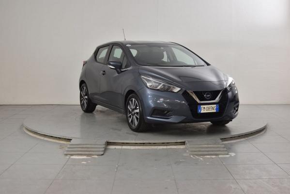 Nissan Micra 4