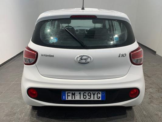 Hyundai i10 GPL 6