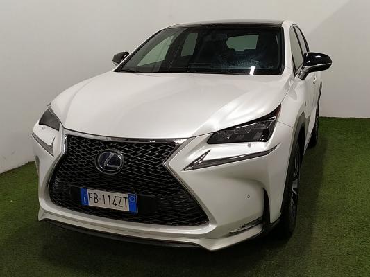 Lexus NX Hybrid 0