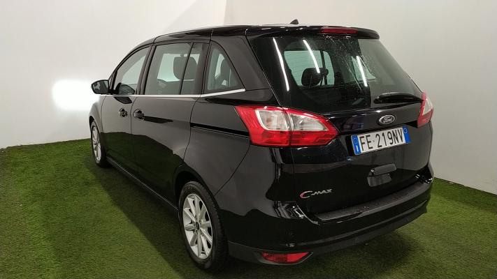 Ford C-Max 7 1
