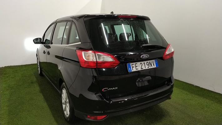 Ford C-Max 7 2