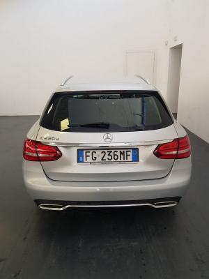 Mercedes-Benz Classe C SW 7