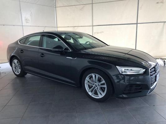Audi A5 Sportback 4
