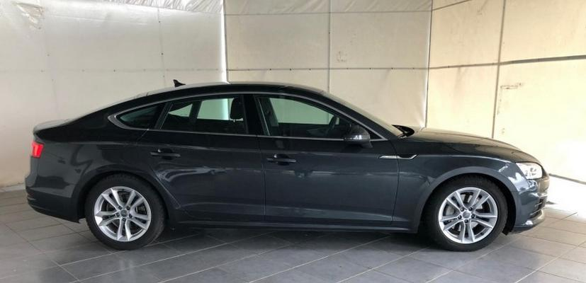 Audi A5 Sportback 5