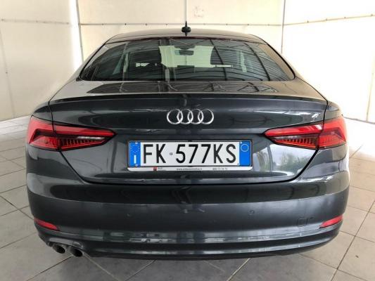 Audi A5 Sportback 7