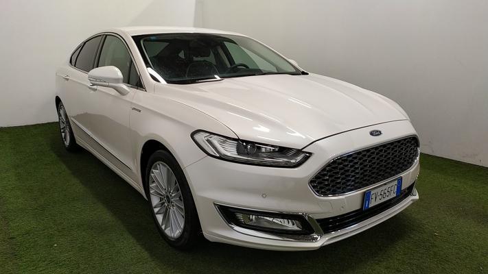 Ford Mondeo Hybrid 4