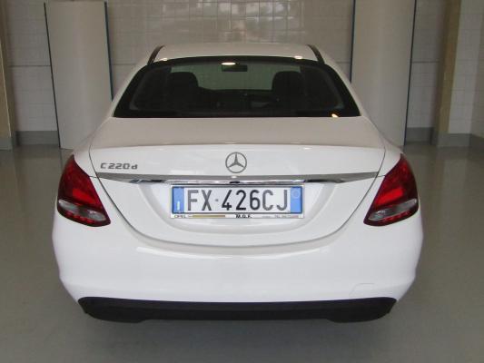 Mercedes-Benz Classe C 8