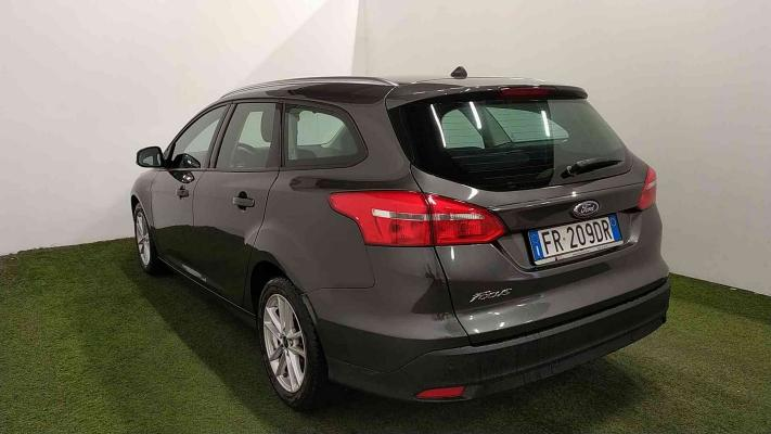 Ford Focus SW 2