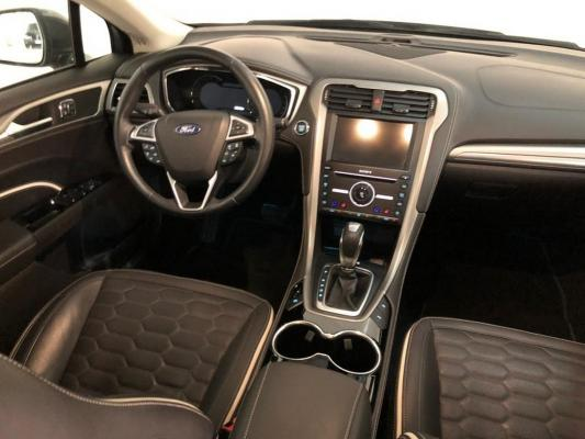 Ford Mondeo SW 14