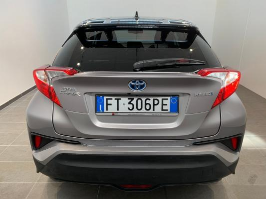 Toyota C-HR Hybrid 6